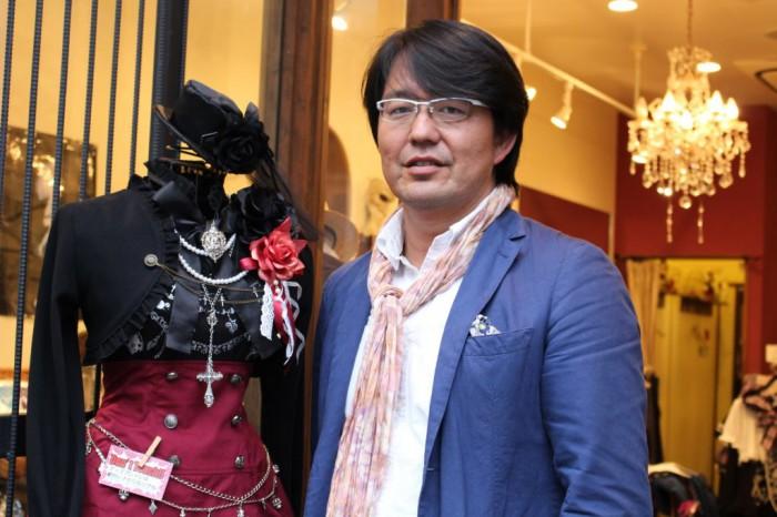 주식회사 하이퍼하이퍼 대표이사 사장•하라주쿠진구마에상점회 부회장 하야카와 치아키 씨
