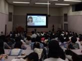 <「三足のわらじ」を履きこなす>元・モーニング娘。小川麻琴の東洋大講義への登壇も三年目に