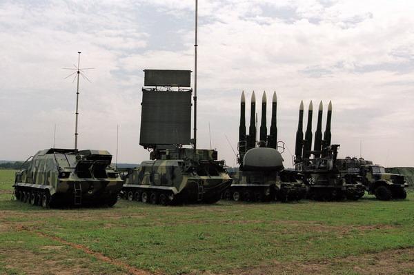 ウクライナブークミサイル