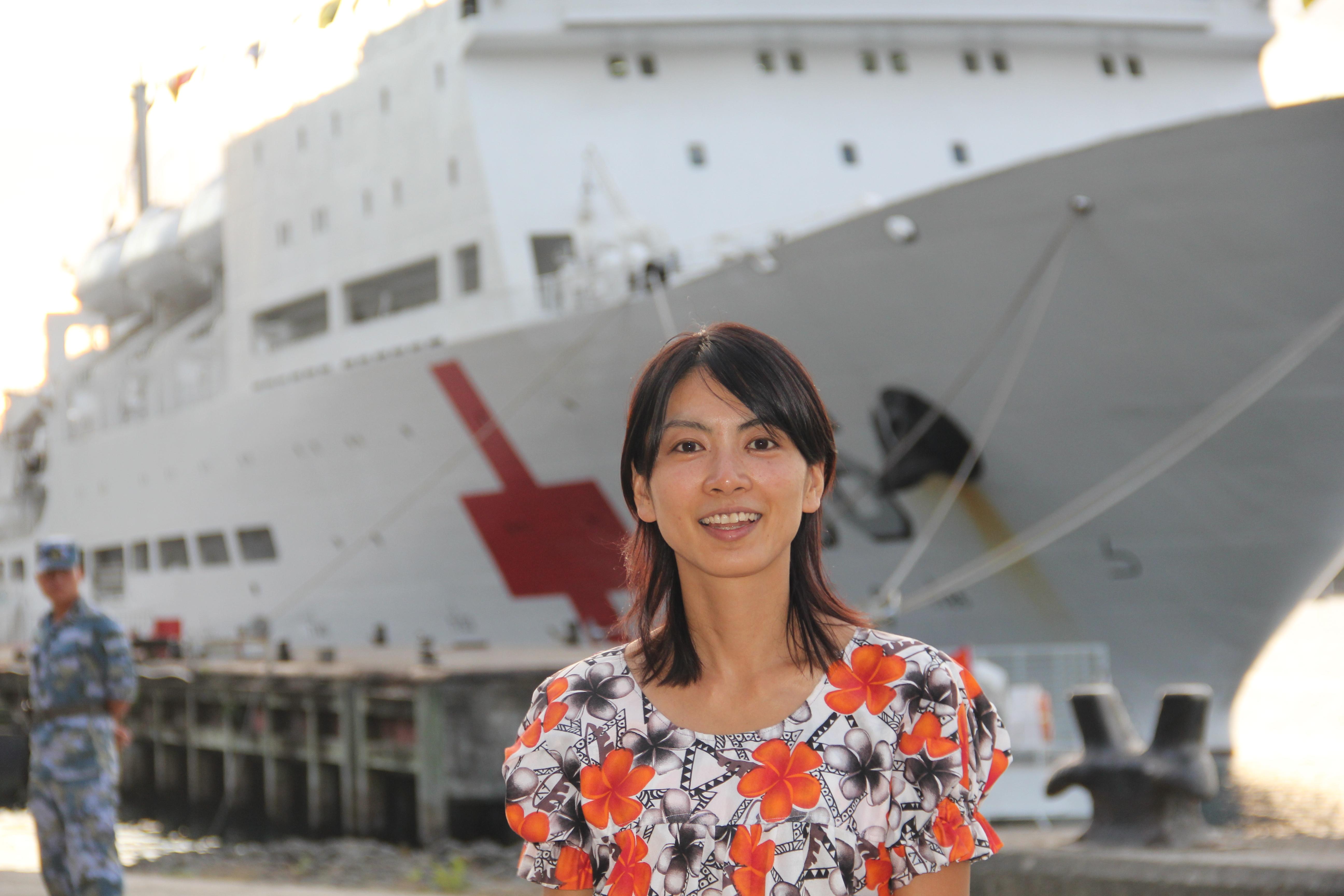 相川梨絵]【中国経済外交、バヌ...