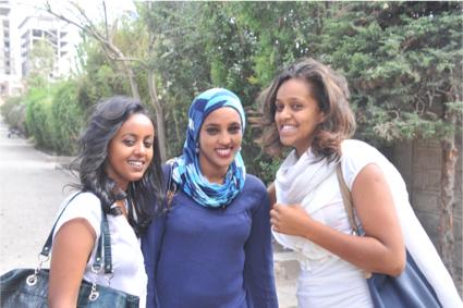 エチオピア美女