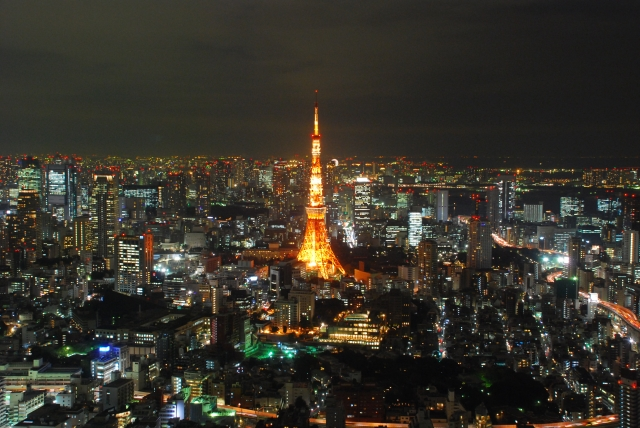 「世界一の都市・東京」を目指す。