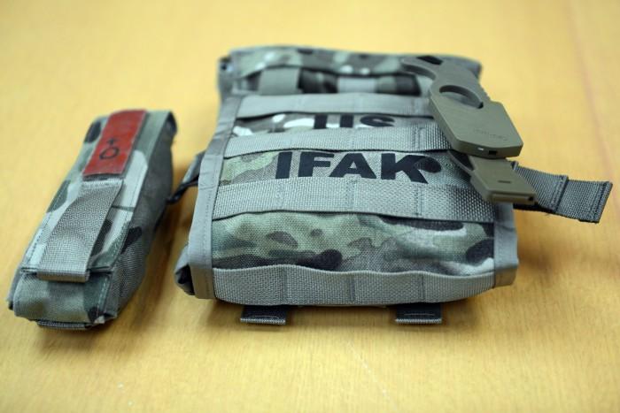 IFAK IIdai2:提供U.S.ARMY