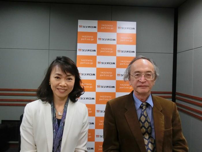 評論家の宮崎正弘氏を迎えた細川珠生のモーニングトーク。