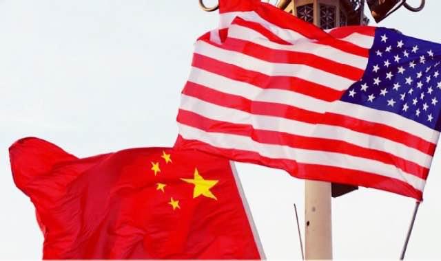 アメリカと中国。