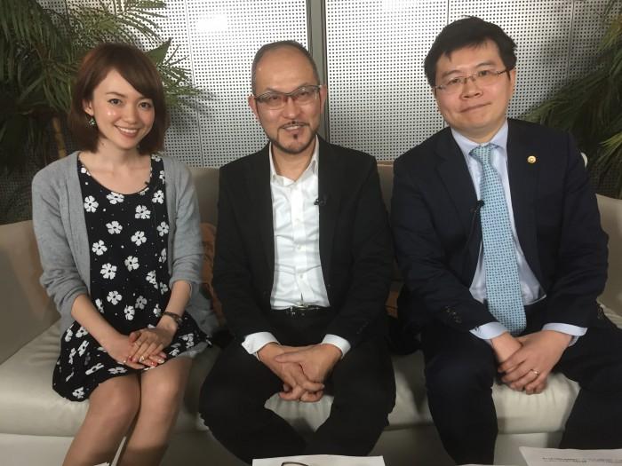 月に1度のGoHooコラボ企画。日本報道検証機構理事の楊井人文氏に、NHKクローズアップ現代やらせ疑惑問題と、先週に引き続きテレビ朝日報道ステーション古賀氏降板疑惑について聞く。