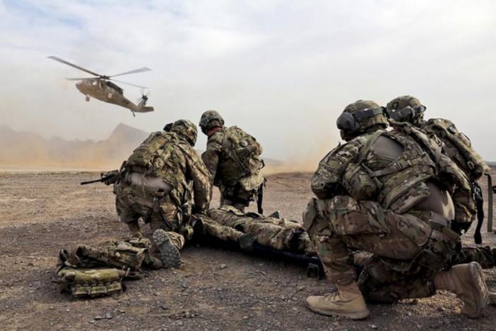 負傷者の救命は先頭職種の協力が不可欠だ提供:米陸軍8385661905_9d02f79516_z