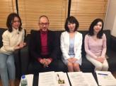 女性のがん予防「健康経営」推進を シンクパール難波美智代代表