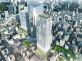 東京虎ノ門、国際新都心計画加速