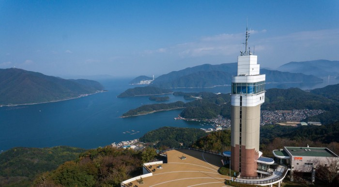 五老ケ岳から見た舞鶴湾 21.43.12