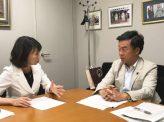 憲法改正で自民党と協力 松沢成文参議院議員