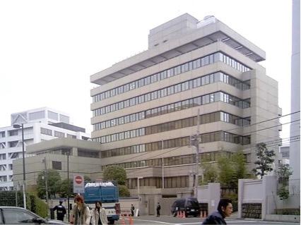 朝鮮総連本部