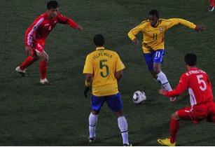2010FIFAブラジル北朝鮮