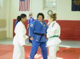日本女子柔道トップが米で指導