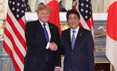日米両首脳