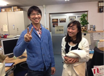 尾崎医師と山本医師