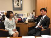 自民総裁選「石破氏は出る」後藤田正純衆議院議員